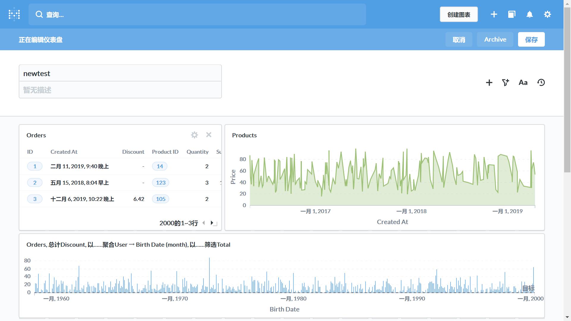 1小时搞定BI数据可视化——Metabase开源大数据BI工具简介